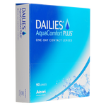 Контактные линзы Dailies AquaComfort Plus 90pk