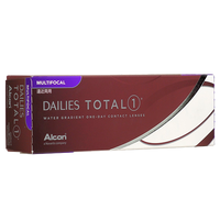 Контактные линзы Dailies Total1 Multifocal 30 pk