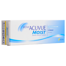 Контактные линзы 1-Day Acuvue Moist for Astigmatism 30pk